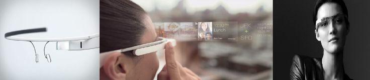 Google Glass, presente y futuro de las gafas de Google..