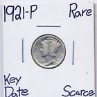 1916-1945 Mercury Silver Dime Value - Coinflation (Updated Daily)
