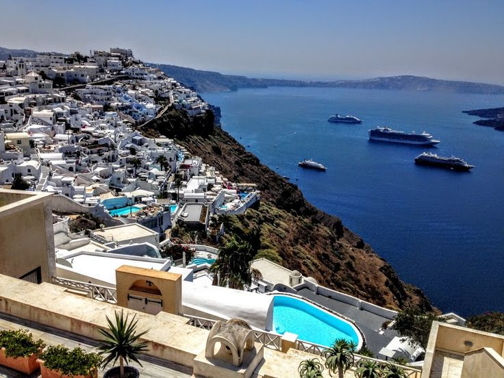 Santorini Sightseeing Tour. Discover the best attractions and history of…