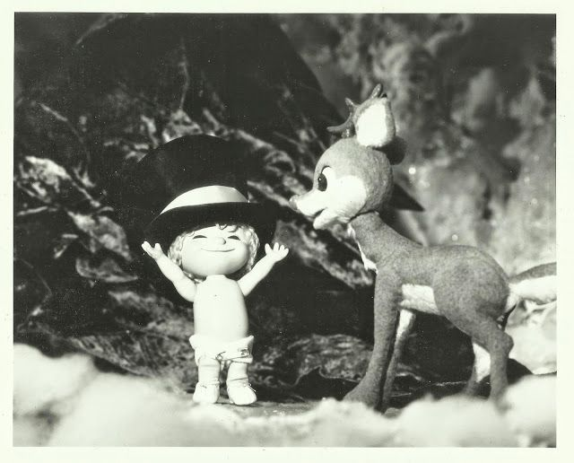 Rankin/Bass-historian: Rankin/Bass' Rudolph's Shiny New Year on ABC TV To...