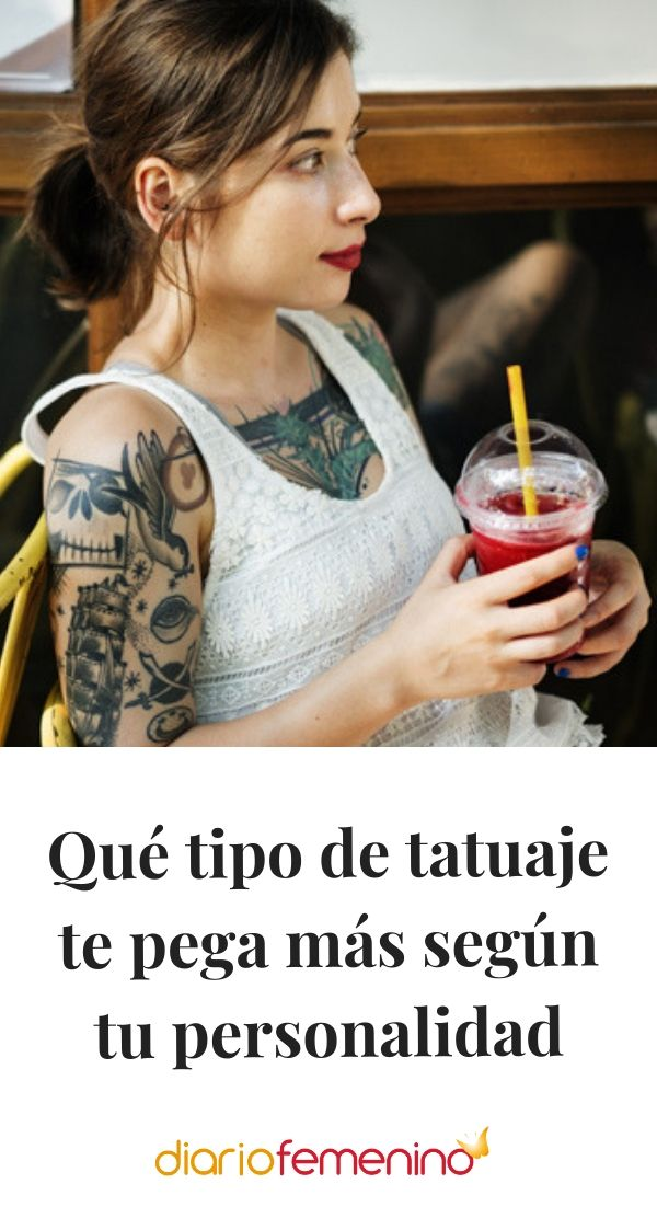 Que Tipo De Tatuaje Te Pega Mas Segun Tu Personalidad Tipo De