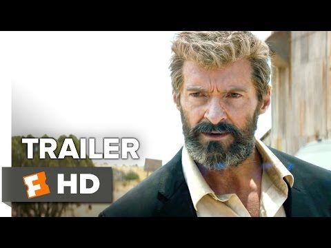 Old man Logan  trailer! I love the x-men and i'm sad that this is wolverines last movie.