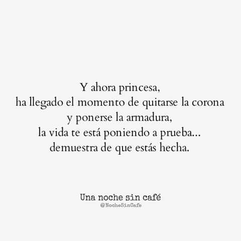 #Princesa #VidaActiva #Actitud #MyLife