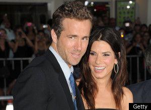 Sandra Bullock & Ryan Reynolds