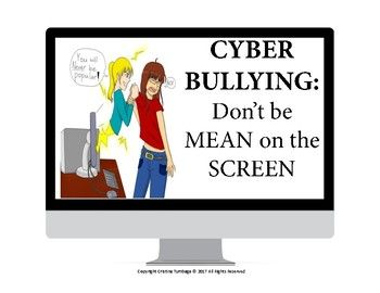 Cyber bullying is a form of bullying and have been a major concern among our kids. This mini-lesson could help your kids be more aware of what cyber bullying is and what to do about it. You could also use this for bullying awareness week or month.This mini-lesson include:Definition of cyber bullyingCyber bullying technologyWhy do kids bully?Profile of cyber bullies, victims of cyber bullies and bystandersCyber bullying categoriesCyber bullying typesWays to prevent and stop cyber bullying…