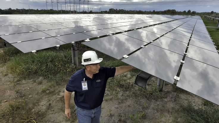 Renewable energy is becoming so cheap the US will meet Paris commitments even if Trump withdraws