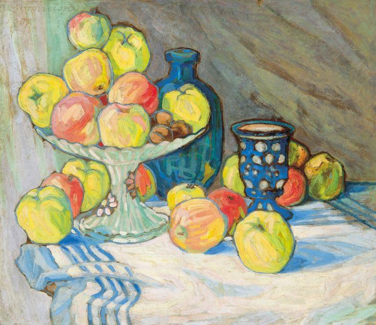 Boromisza, Tibor (1880-1960) Apples, 1907