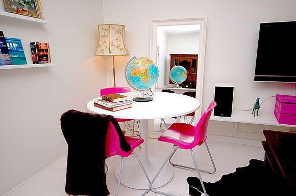 Isa Bsson - Nytt bord IKEA Docksta