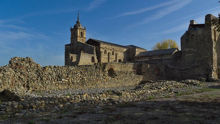 Monasterio de Santa María de Carracedo, Carracedo del Monasterio, León