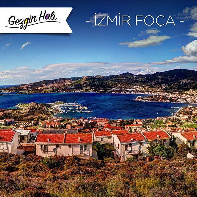 Gezgin #halı bugün #Foça'da! Foça irili ufaklı birçok adanın serpilmiş görüntüsüne sahiptir. Tarihi evler ve mekanlar, deniz, balık tekneleri ve doğa bütünlüğü ile birleşmesi Foça'yı farklı bir Akdeniz kenti haline getirir. Foça'dan bahsetmişken, #Zümrüt Serisi Foça'ya göz atmadan geçmeyin deriz! #YeniFoça #EskiFoça #İzmir #GezginHalı #Türkiye #igertürkiye #igersturkey #gününfotoğrafı #AtlasHalı #AtlasNanoHalı
