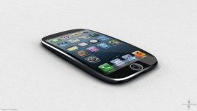 Likely iPhone 6, iPhone 5S Look on Release Date: Flat iOS 7 UI & Curved Body-Design with Fingerprint Scanner - International Business Times