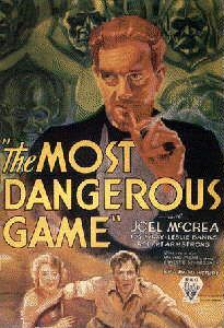 """DaRK PaRTY ReVIEW: Literary Criticism: Richard Connell's """"The Most Dangerous Game"""""""