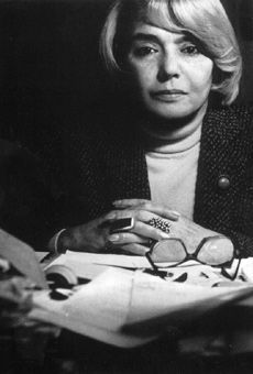 """#nomorolemodel Fernanda Pivano (1917– 2009) was an Italian writer, journalist, translator and critic. In an interview in Italian she said """"I did not dream about my future, in those days for women the future was to get married and have children. But I did not want either to marry or have children."""" She is best known as translator who brought the Beat Generation of writers to an Italian audience. She married but had no children. http://bit.ly/23Qc4EY"""