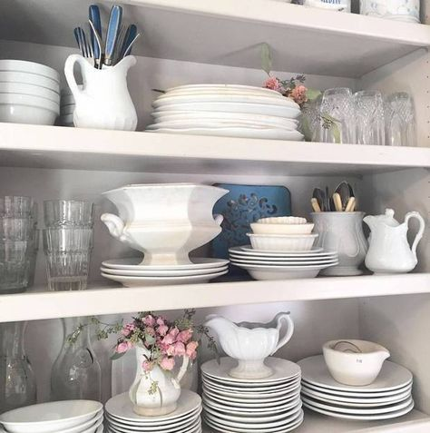 How to clean antique china dishes. Whether your fine dinnerware in not dishwasher safe or you inherited your grandmother's heirloom china dishes, learn how to remove stains by hand soaking. For more cleaning tips and dish care go to Domino.