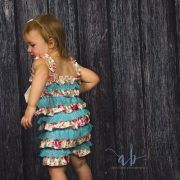 Our petti rompers are simply gorgeous! Tons of gorgeous layers of lace, and super comfy and stretchy! Made with high quality lace that is soft so wont irritate or scratch. Simply adorable for any photo, dress up or special occasion.