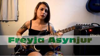 Freyja Asynjur: neoclassical guitar exercises in the style of Children of Bodom    Some neoclassical guitar exercises. Thanks to my friends Gabriel Hansen and Jorge Parada for editing this video.  Guitar Exercises in the style of Children of Bodom  Freyja Asynjur