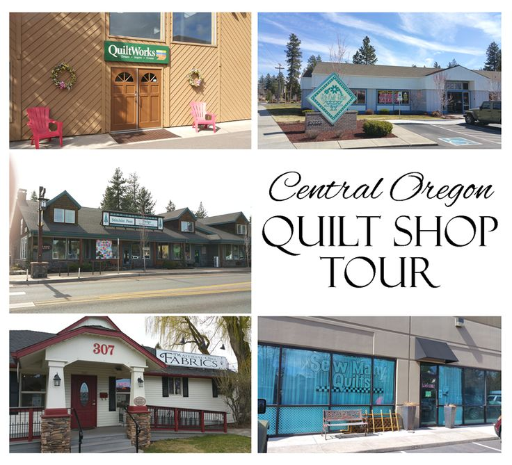 Central Oregon Quilt Shop Tour on Crafty Staci | Crafty Staci ... : quilt shops in roanoke va - Adamdwight.com