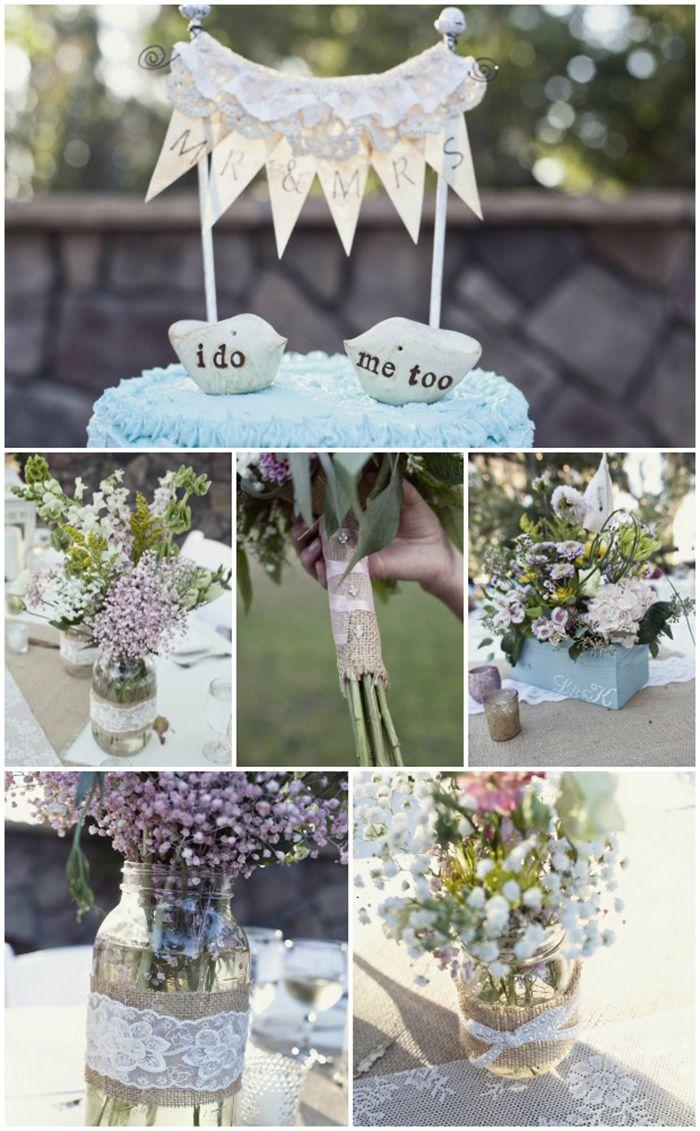 Walnut Grove Wedding   Wedding, White floral arrangements