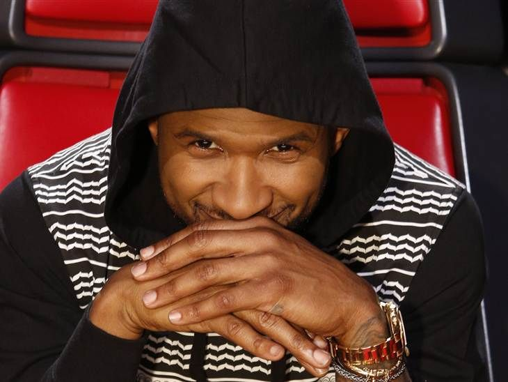 Move over, Adam Levine and Blake Shelton: Usher could win 'The Voice' - with Josh Kaufman!