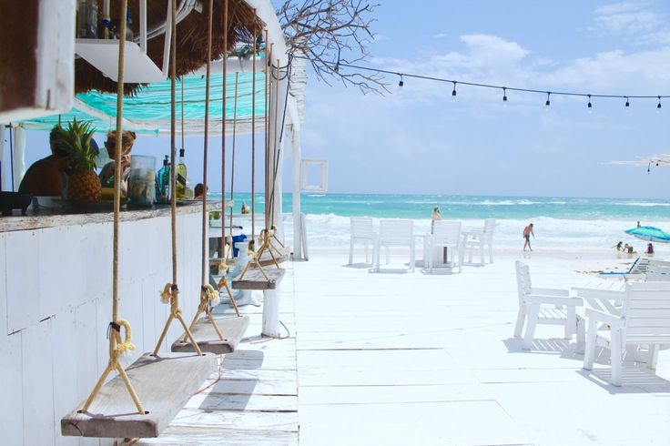 TRAVEL GUIDE: Tulum, Mexico                                                                                                                                                                                 More
