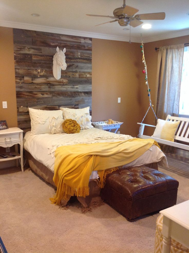 Country teen room design pinterest for Country teenage girl bedroom ideas