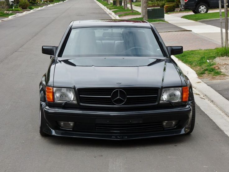 MERCEDES 500SEC--mine was a Lorinzer from 85. fast, with amazing brakes.