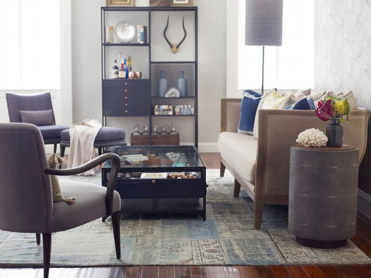 Explore Sophisticated Shapes, Intriguing Finishes, And Rustic Allure In  This KKH Favorite Look Perfect For The City Chic. Get The Look At Kathy Kuo  Home