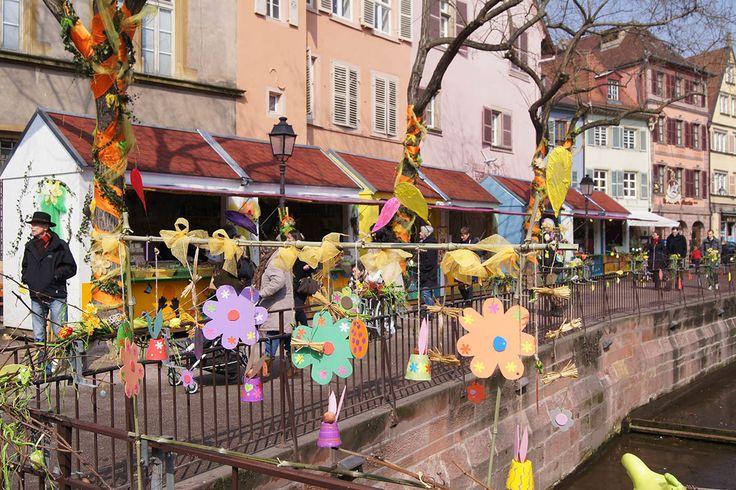 Colmar Fête le Printemps - Spring Markets