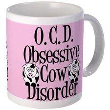 Funny Cow Coffee Mug