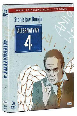 Alternatywy 4 (DVD) - Bareja Stanisław