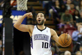 Sacramento Kings Greivis Vasquez