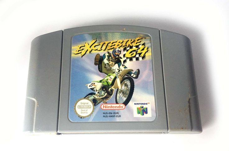 N64 – Excitebike 64  Nintendo  N64 www.detoyboys.nl