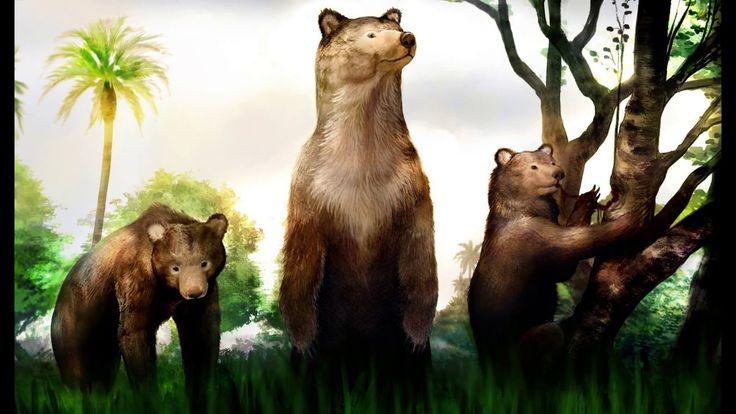 PREHISTORIC MAMMALS / mamíferos prehistóricos