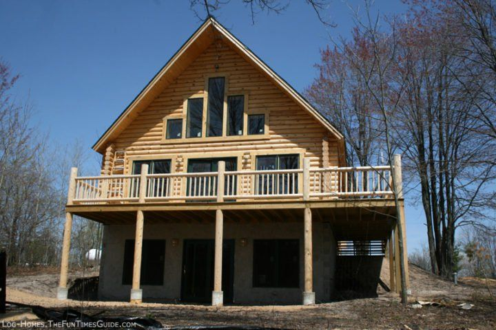 Awesome Cabin with Walkout Basement