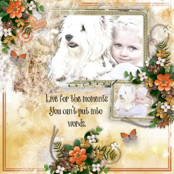 Kit Remember Today by Designs by Laura Burger. Template Winter Wonderland #2 by Heartstrings Scrap Art. Photo per kind favour of Marta Everest Photography.