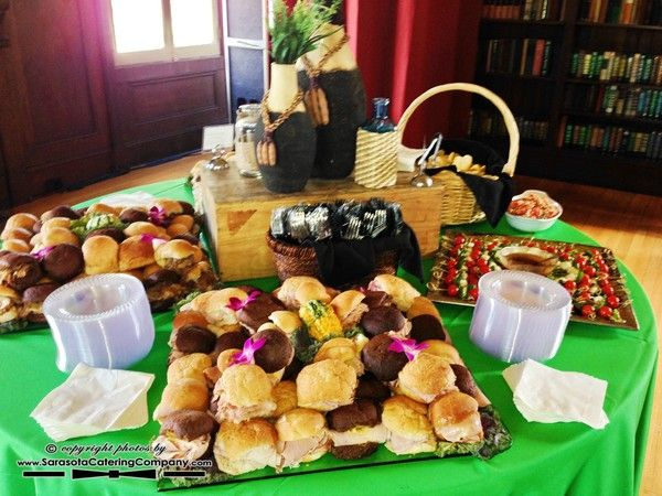 21 best images about sarasota catering co fabulous food for Catering companies