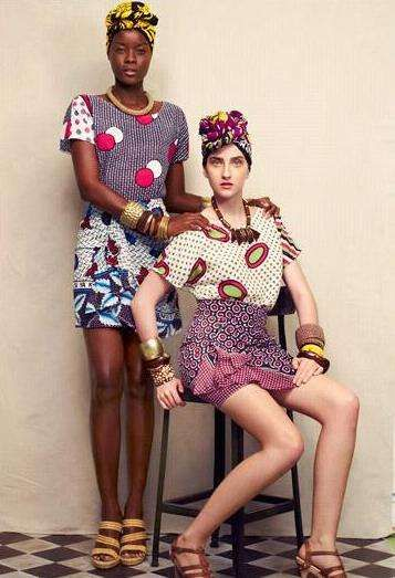 Vintage African Fashion. 61 Multicultural Fashions - From to Tribal and Safari Patterns to Ethnic Prints