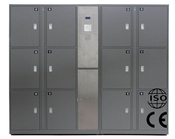 Hot Item Hot Sale Electronic Metal Locker In 2020 Locker Storage Storage Metal Lockers