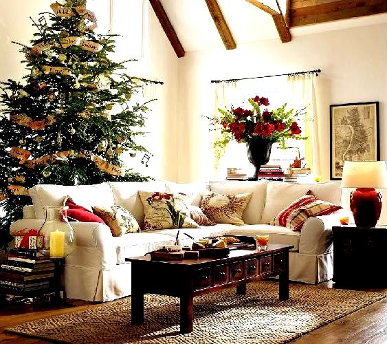 Nice Arrangement Christmas Tree Decoration Ideas For