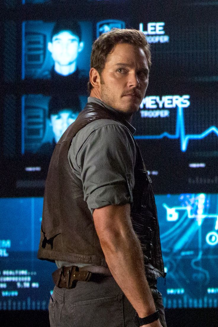 Owen Grady - Jurassic World