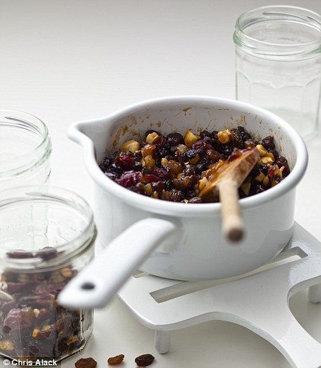Special mincemeat by Mary Berry