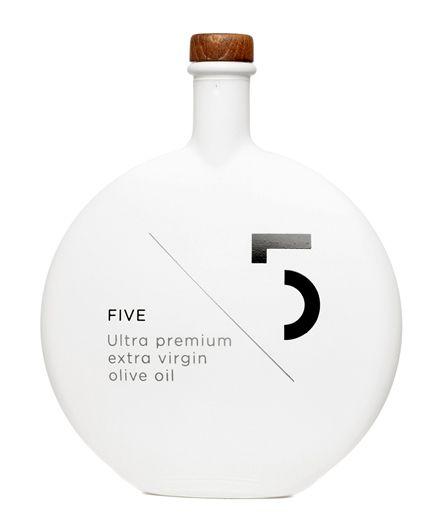 Beautiful packaging // 5 Ultra Premium Extra Virgin Olive Oil