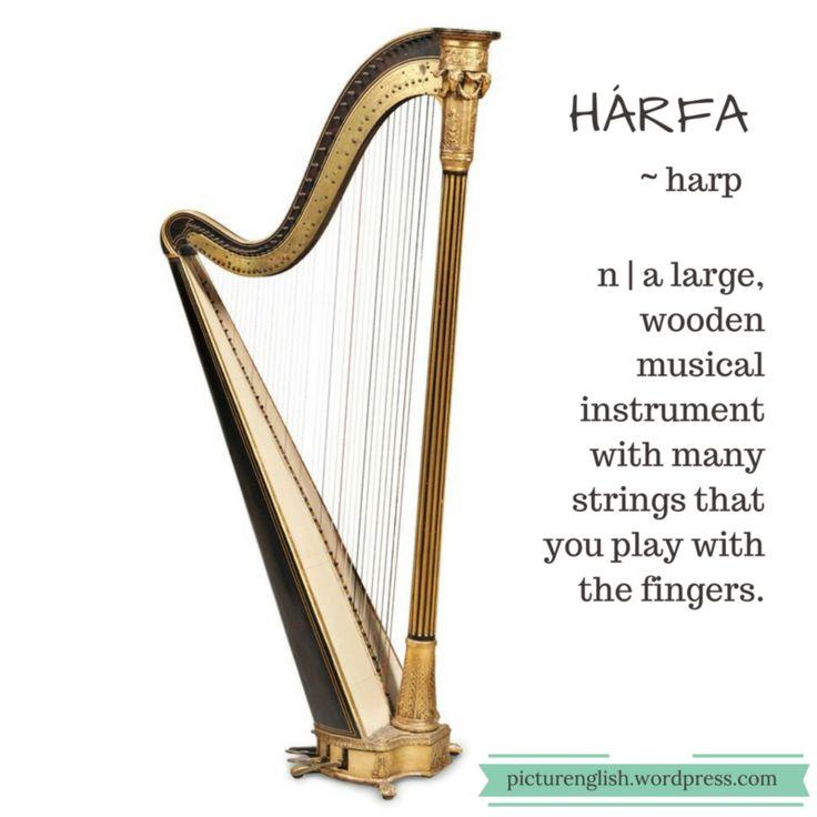 Harp / Hárfa