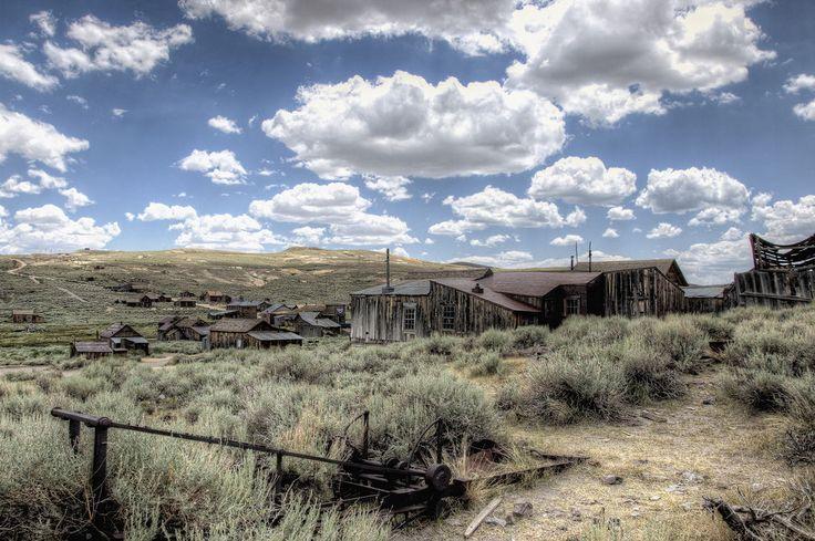 Pueblos fantasmas en Estados Unidos que debes conocer - http://www.absoluteeuu.com/pueblos-fantasmas-en-estados-unidos-que-debes-conocer/