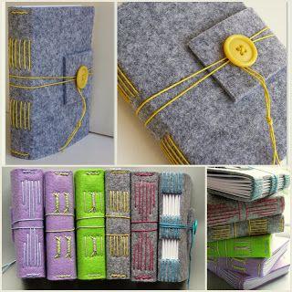 handmade by wolfann: BOOKBINDING