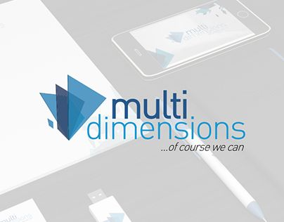 "Check out new work on my @Behance portfolio: ""Multidimensions Logo"" http://be.net/gallery/58403327/Multidimensions-Logo"