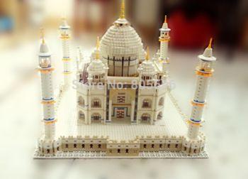 Replica  LEGO 10189 Taj Mahal