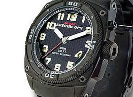 Nice looking and rugged and packed with style is the MTM Special Ops watch. This is a heavy sturdy Special Ops watch.