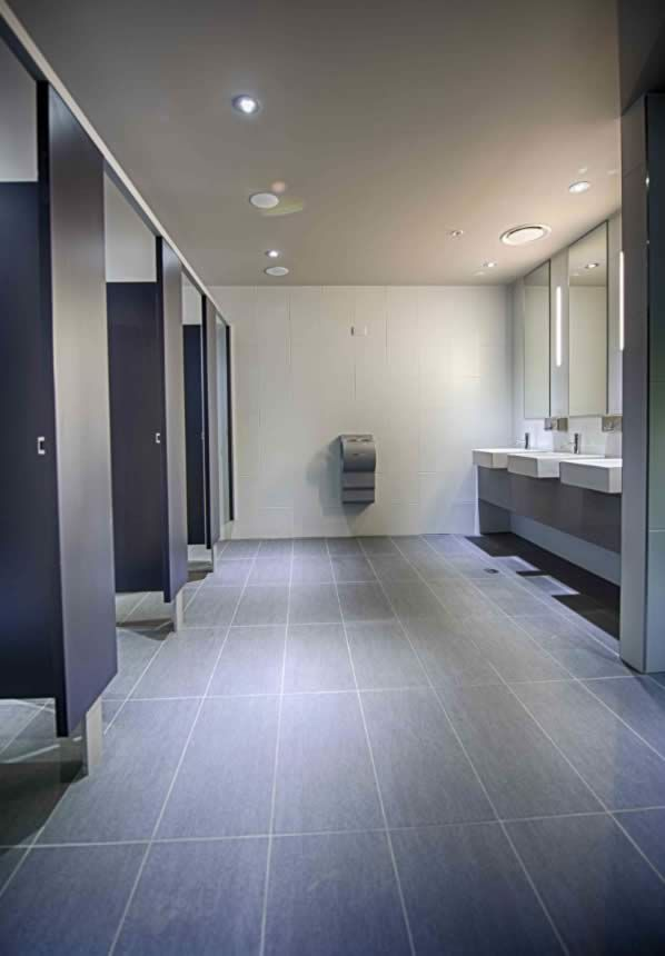 Alluring 40 toilet partitions jobs decorating inspiration for Bathroom design jobs