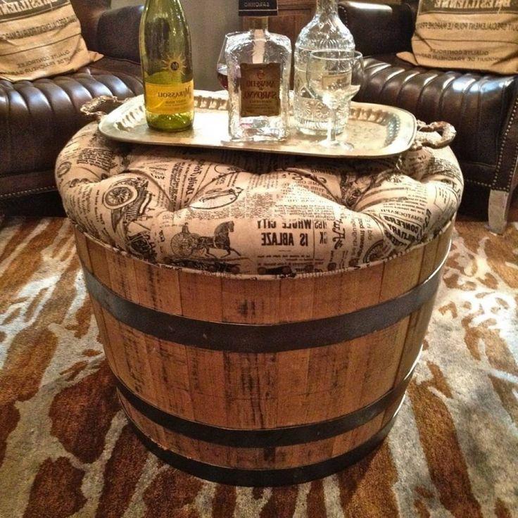 Sofa:White Tufted Ottoman Gray Ottoman Long Ottoman Round Upholstered Coffee Table Small Round Fabric Ottoman